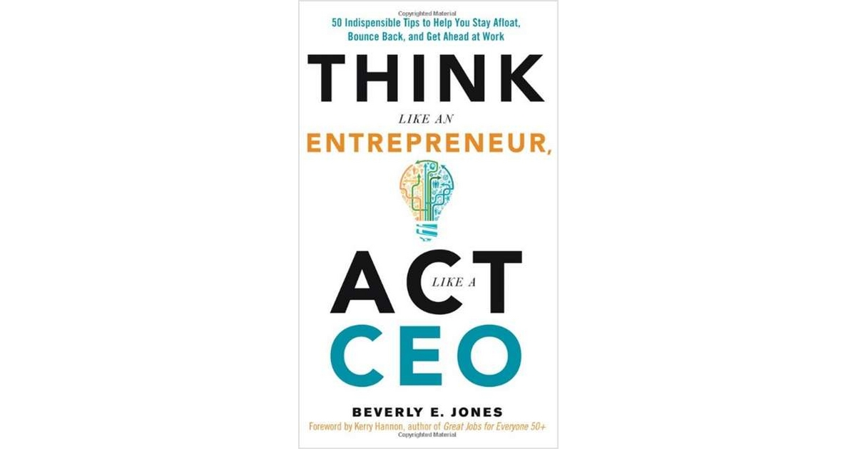 Think like an entrepreneur act like a ceo 14 value free for a think like an entrepreneur act like a ceo 14 value free for a limited time free career press ebook fandeluxe Gallery